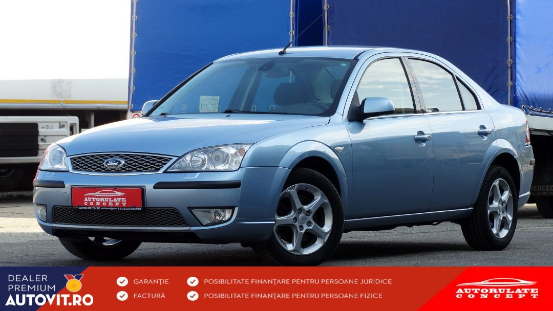 Ford Mondeo Mk3 - 17