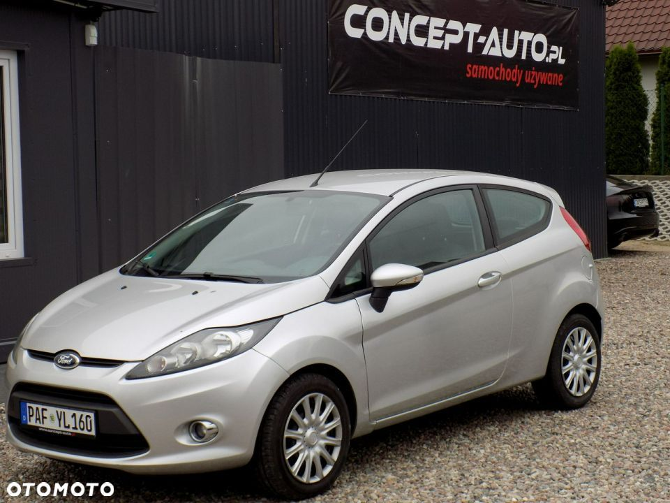 Ford Fiesta UEFA Champions League - 1