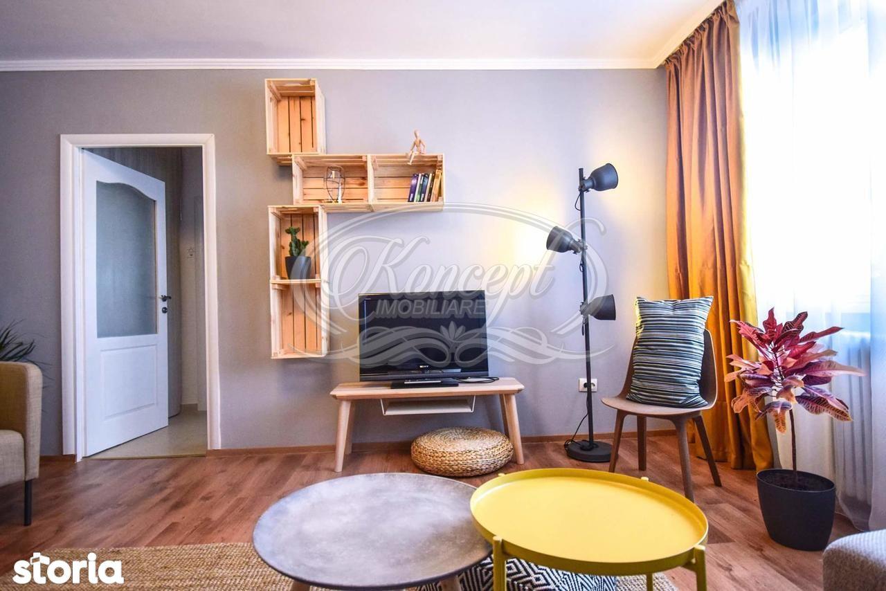 Apartament de vanzare, Cluj (judet), Strada David Ferenc - Foto 1