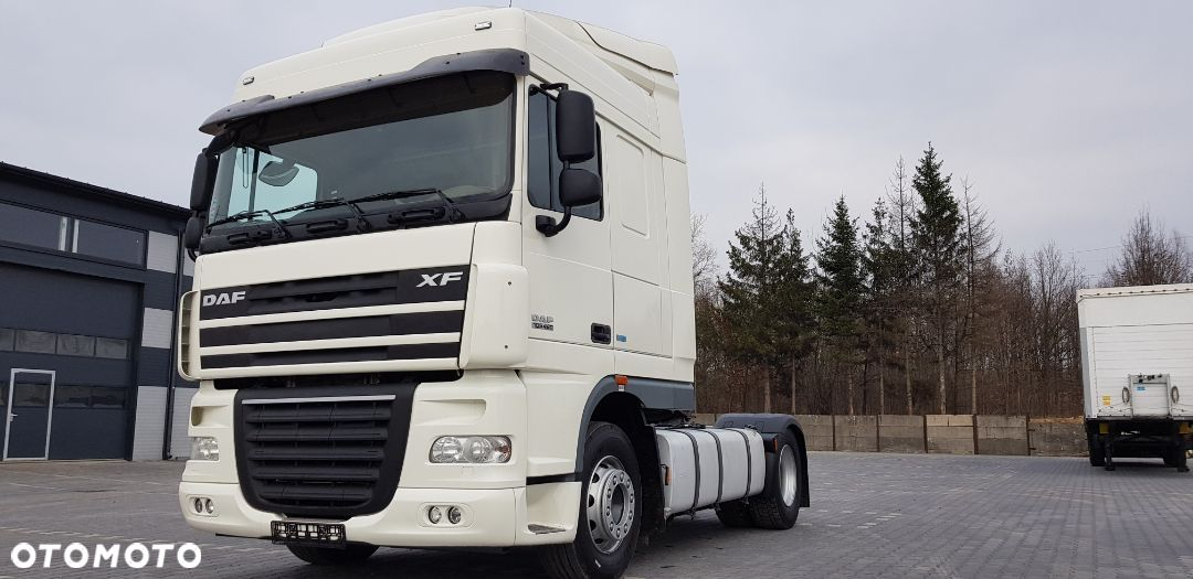 DAF 105.460/ Euro 5 ATE /  Space Cab / Automat/2014 - 1