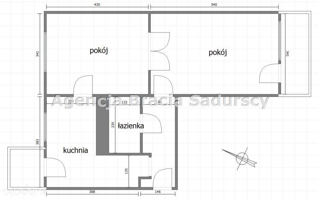 Mieszkanie na sprzedaż, Kraków, Śródmieście - Foto 19