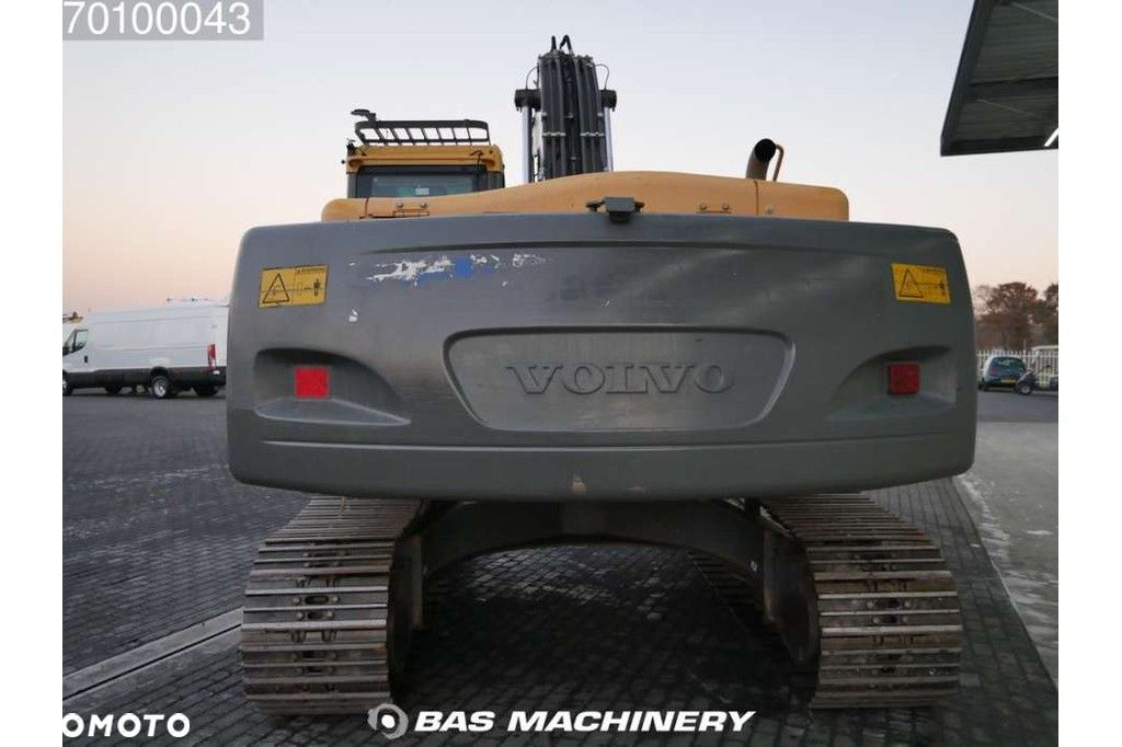 Volvo EC240C NL Nice and clean condition  Volvo Ec240c NL Nice and clean condition - 5