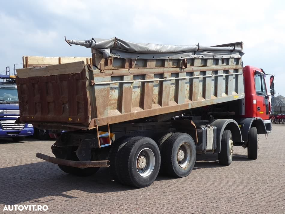 Iveco ASTRA HD 84.50 8X4 FULL STEEL - 4