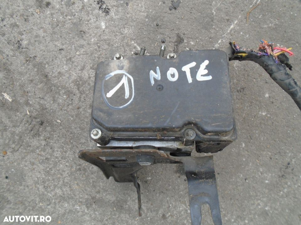 Pompa ABS Nissan Note 1.5 DCI din 2006 - 1