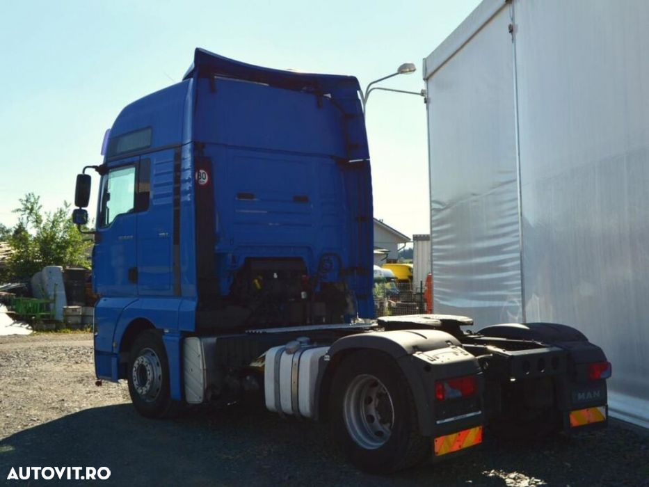 MAN TGA 18.440 XL Euro5 Analog tac - 2
