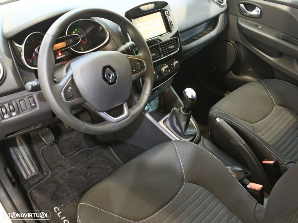 Renault Clio 1.5 dCi 90 Limited - 19