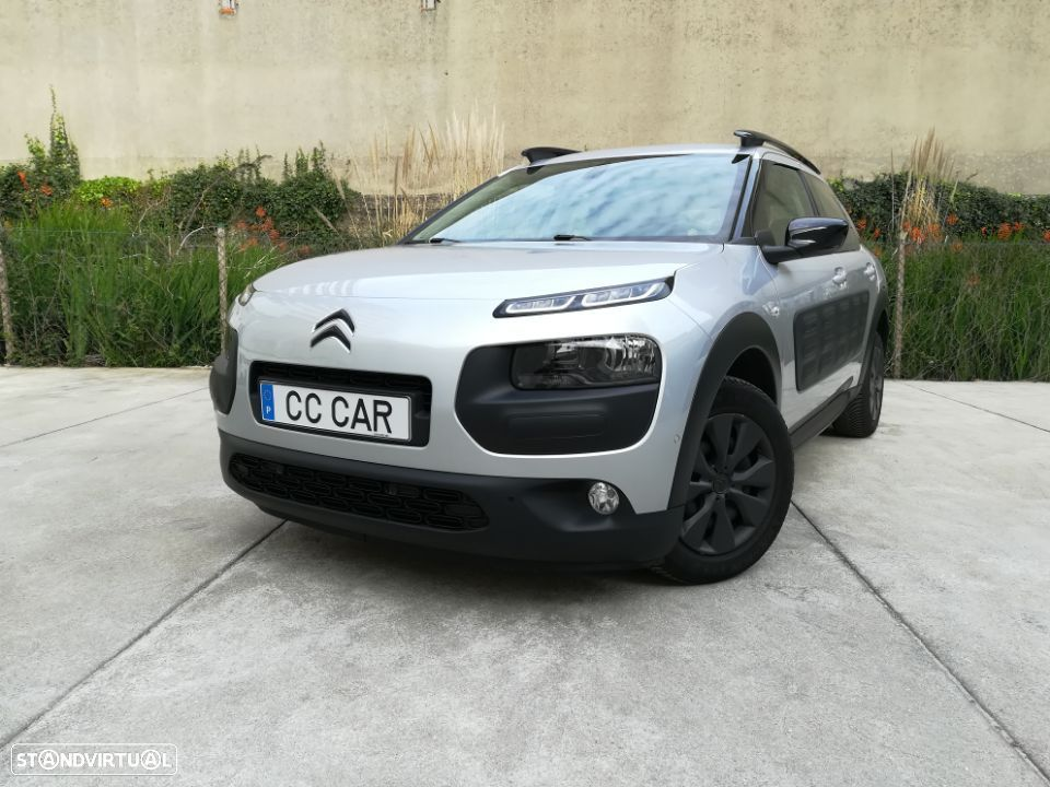 Citroën C4 Cactus 1.6 BlueHDi Business - 1