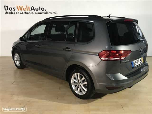 VW Touran 1.6 TDI Confortline - 3