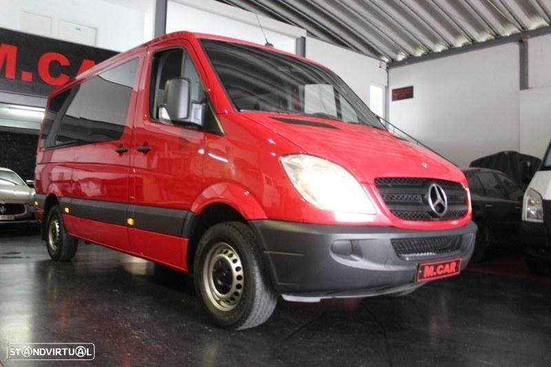 Mercedes-Benz Sprinter 313 CDI 9Lug - 3