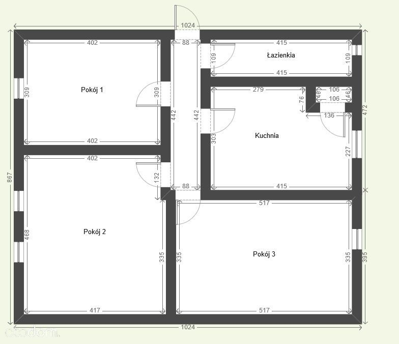 Mieszkanie na sprzedaż, Malbork, malborski, pomorskie - Foto 11
