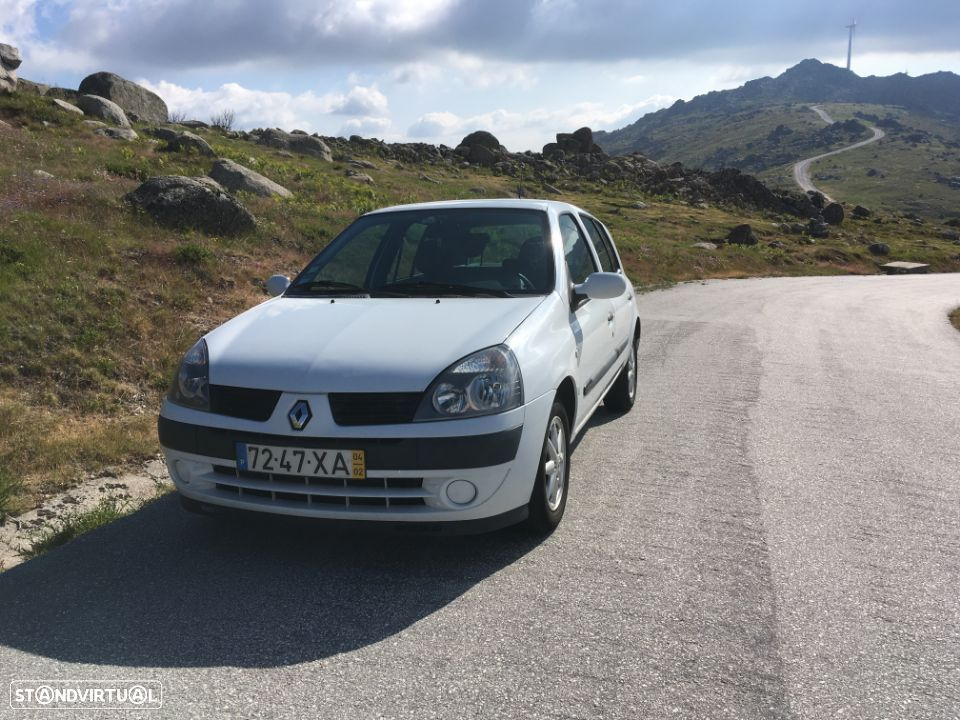 Renault Clio Confort Authentique - 1