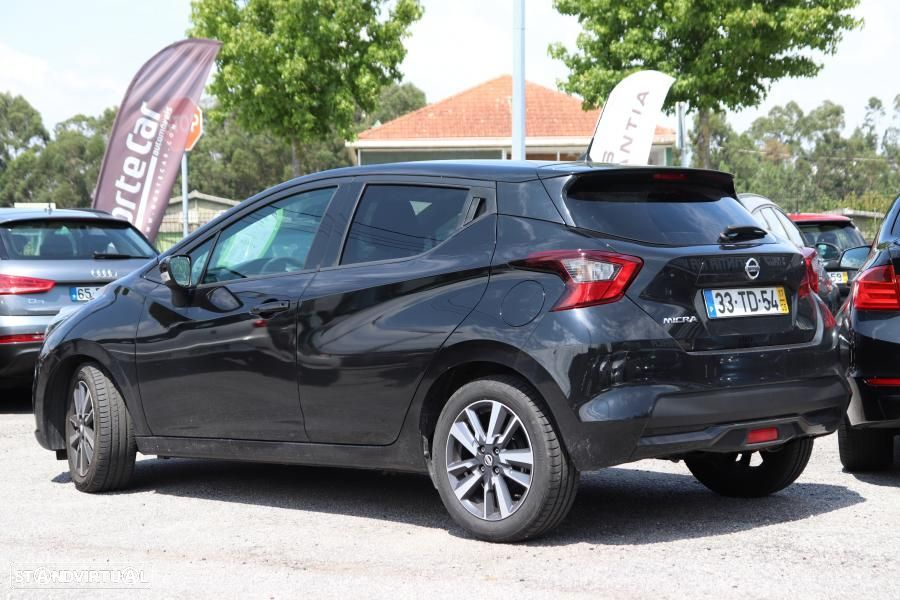 Nissan Micra 1.5 DCI Connect GPS - 3