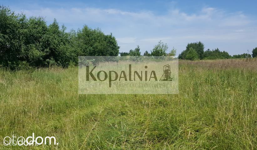 Działka na sprzedaż, Częstochowa, Gnaszyn Górny - Foto 1