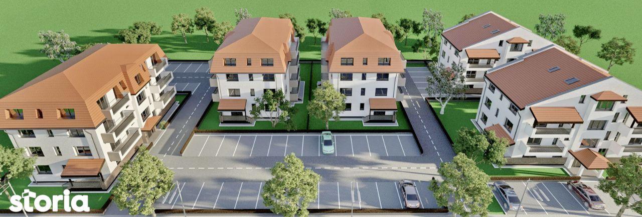 Apartament de vanzare, Brașov (judet), Sânpetru - Foto 1008