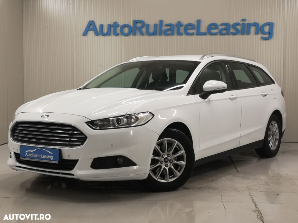 Ford Mondeo Mk5 - 25