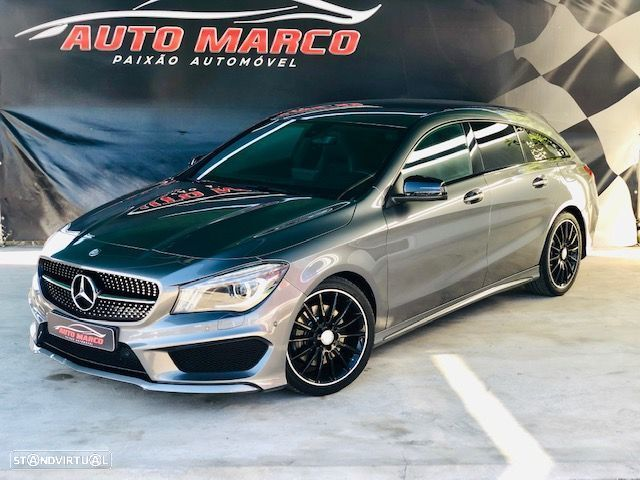 Mercedes-Benz CLA 220 cdi AMG Special Edition Shooting Brake 7G-tronic - 1