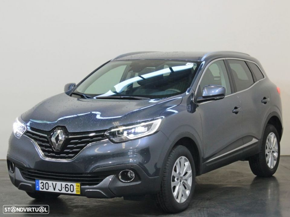 Renault Kadjar 1.5 dCi Energy 110 Exclusive - 1