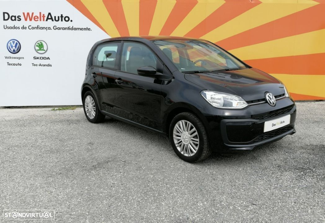 VW Up 1.0 Move UP - 2