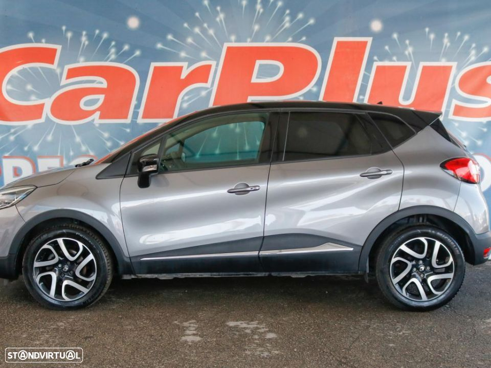 Renault Captur 1.5 dCi 90cv Exclusive - 3