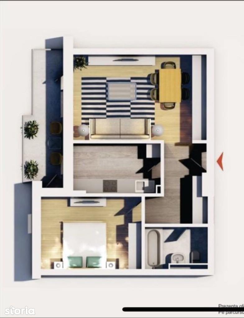 Apartament de vanzare, Cluj (judet), Colonia Borhanci - Foto 6
