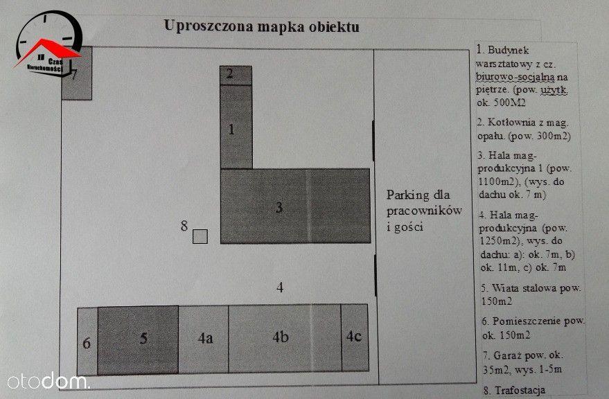 Hala/Magazyn na sprzedaż, Konin, wielkopolskie - Foto 8