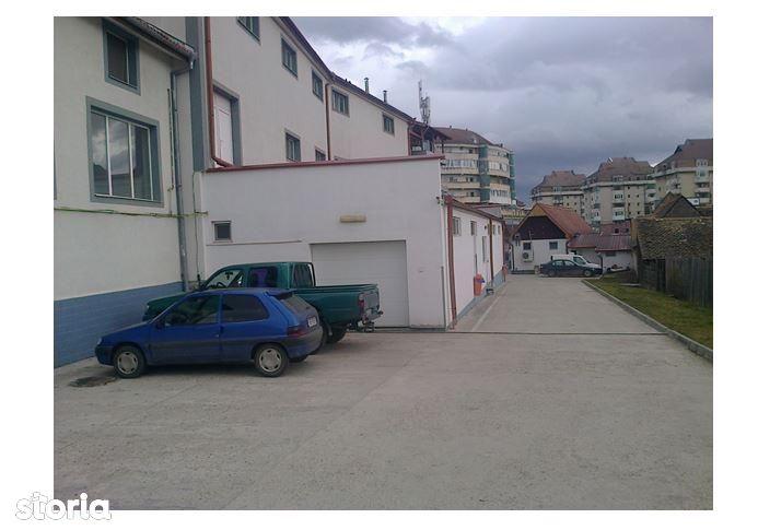 Spatiu Comercial de vanzare, Sibiu (judet), Strada Zaharia Boiu - Foto 8