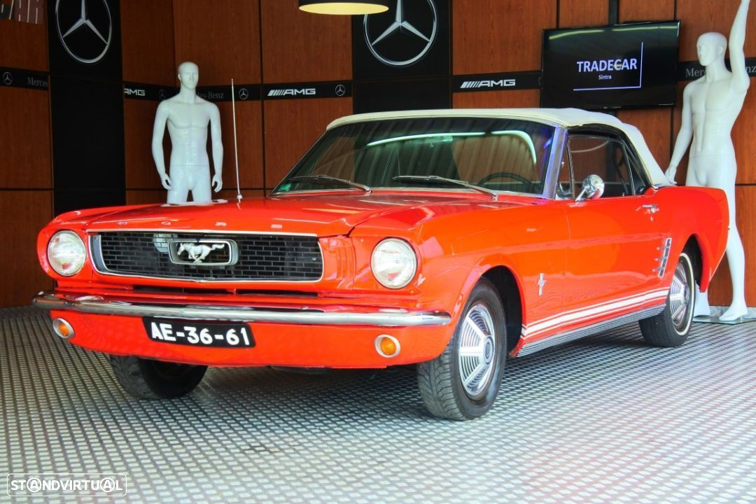 Ford Mustang SERIE 1 - 8