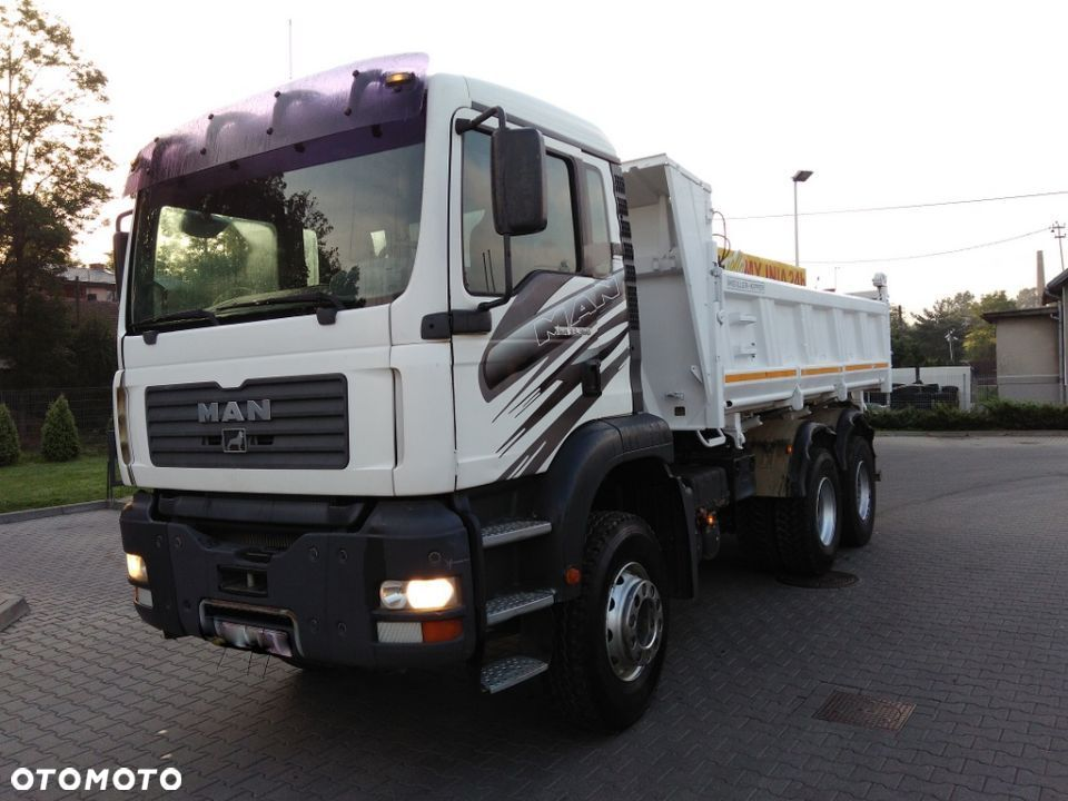 MAN TGA  6x4\Bordmatic\MEILLER\100%doPRACY\klima\SPR. - 1