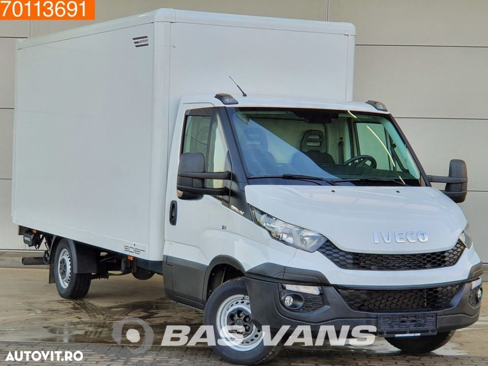 Iveco Daily 35S13 2.3 HPI Bakwagen Automaat Laadklep 18m3 Airco Cruise - 3