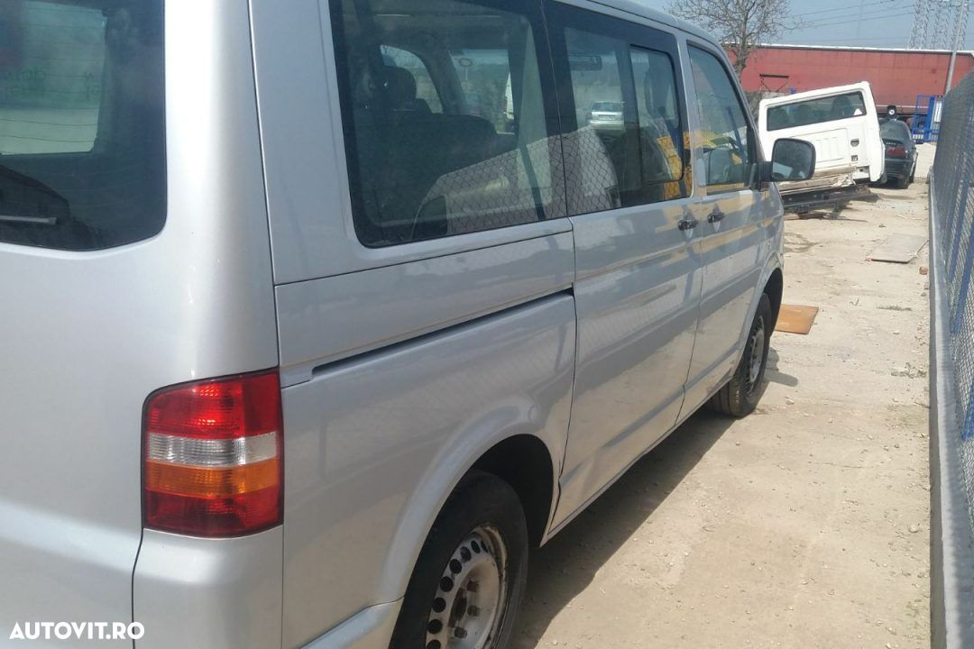 Geam lateral Volkswagen Transporter T5 2.5 TDI - 1