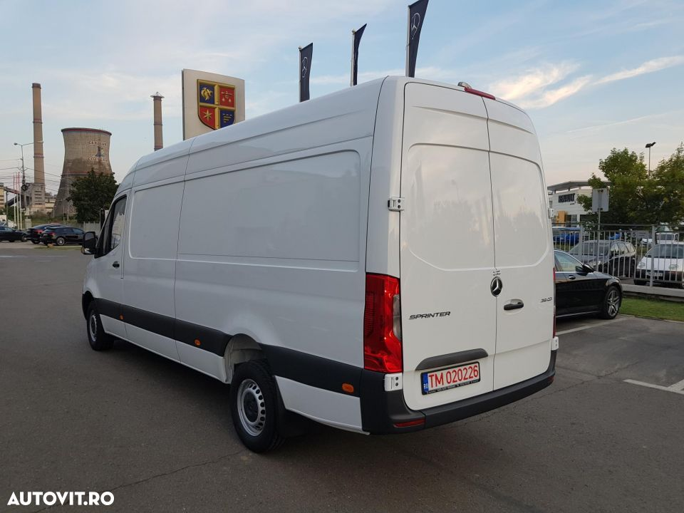 Mercedes-Benz Sprinter 316 KA 14MC NEW MODEL 2018 - 4