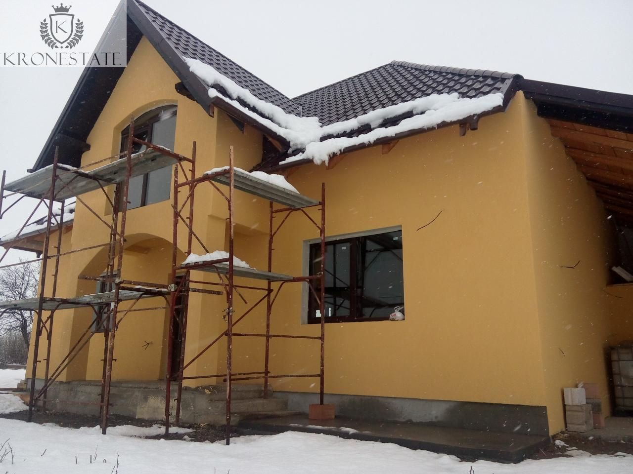 Casa de vanzare, Brașov (judet), Strada Vulcanului - Foto 1