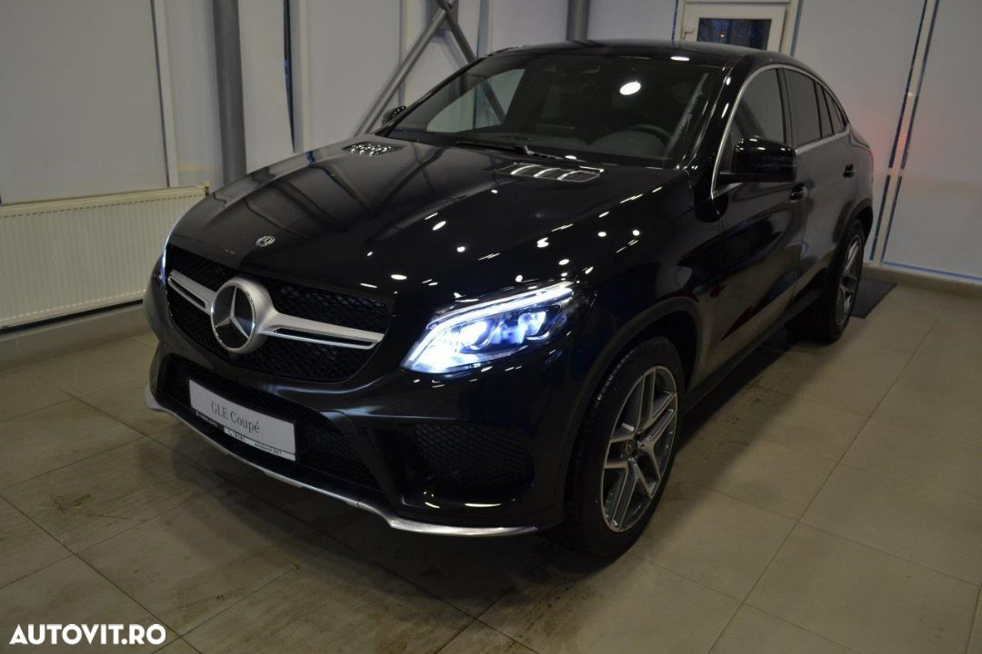Mercedes-Benz GLE Coupe - 4