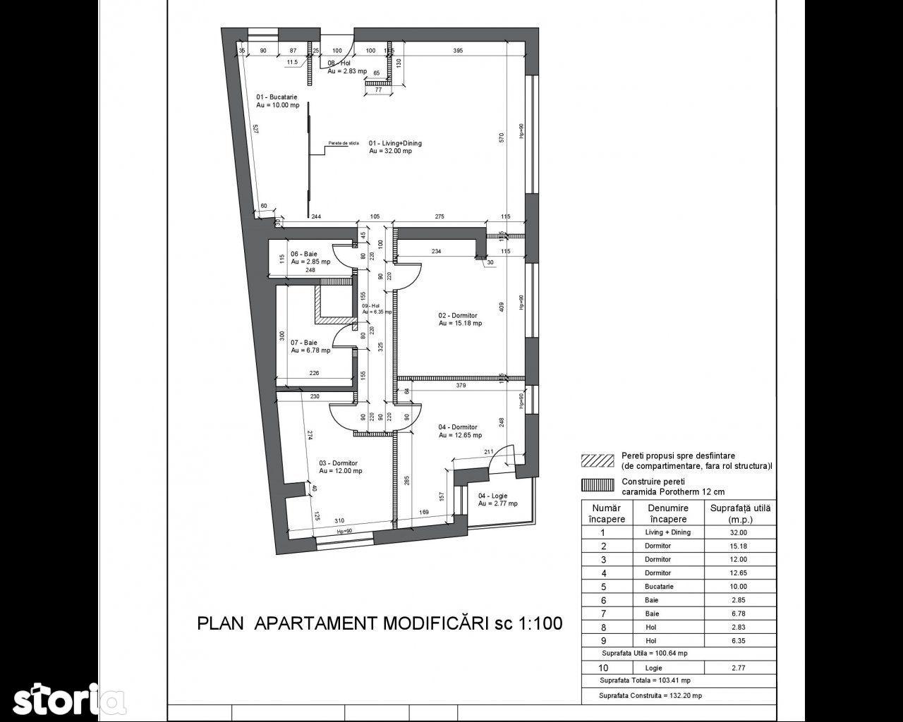Apartament de vanzare, București (judet), Strada Sirenelor - Foto 16