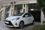 Toyota Yaris 1.5 HSD SQUARE COLLECTION tecto panoramico - 1