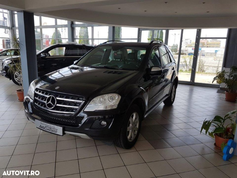 Mercedes-Benz M ML - 6