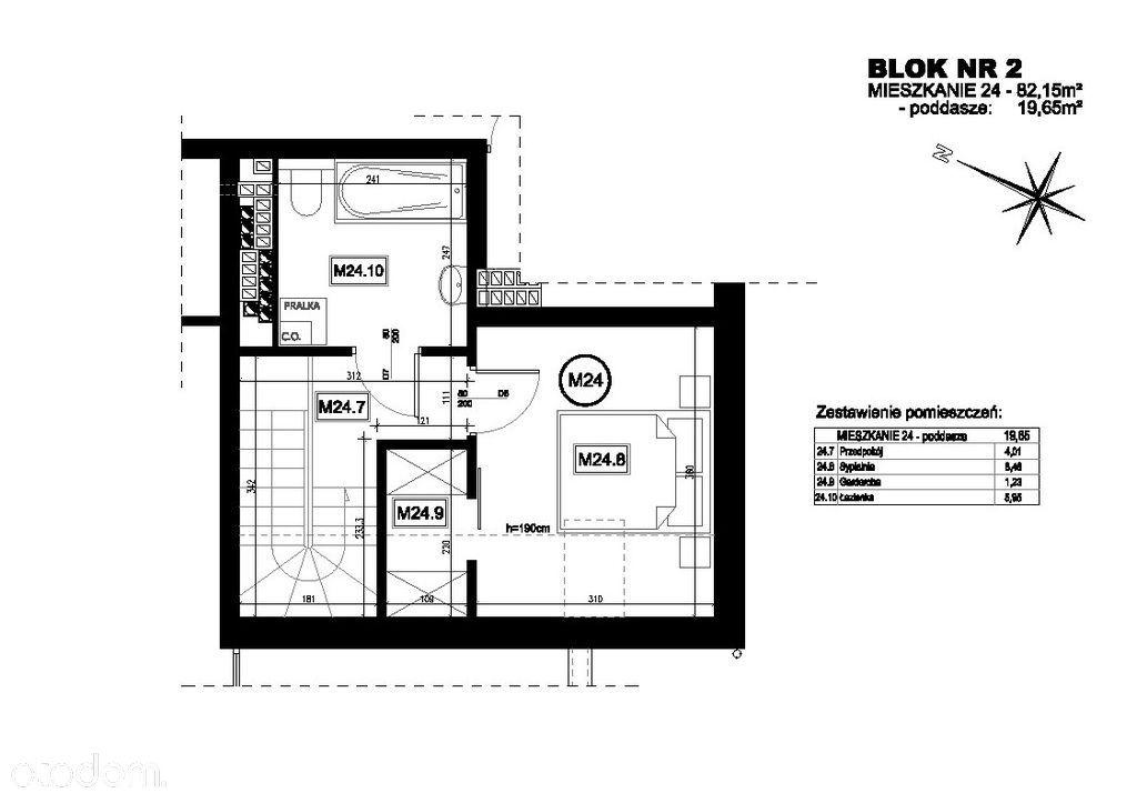 Mieszkanie na sprzedaż, Kolbuszowa, kolbuszowski, podkarpackie - Foto 6