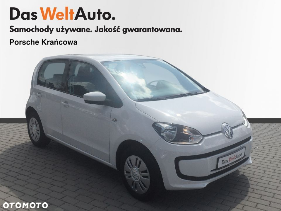 Volkswagen up! 1.0 MPI 60km Move UP! Serwis ASO F.Vat 23% - 1