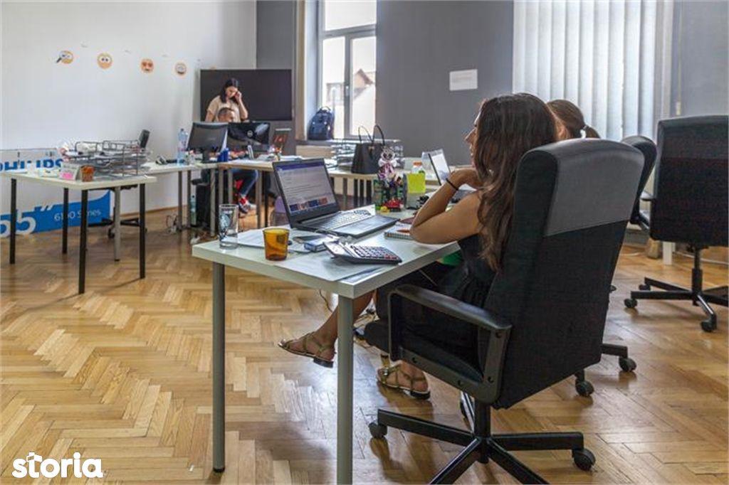 Birou de inchiriat, București (judet), Plevnei - Foto 1