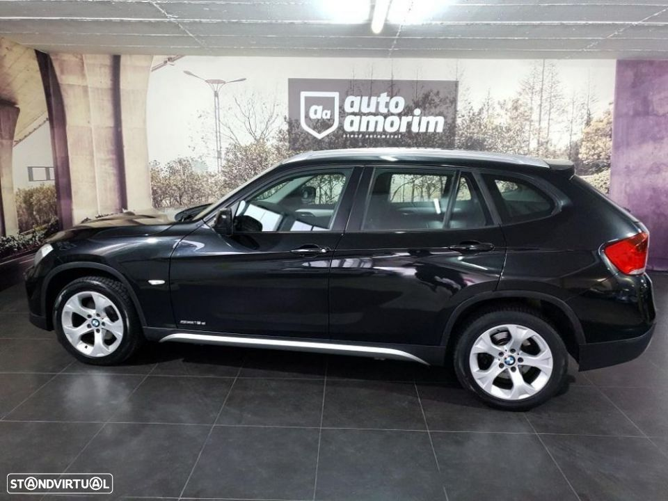 BMW X1 18 d sDrive - 9