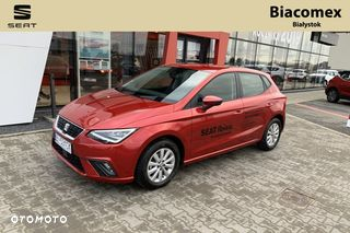 SEAT Ibiza Full LED 1.0 TSI 95 KM Demo dealera Okazja !! 10000 tys rabatu