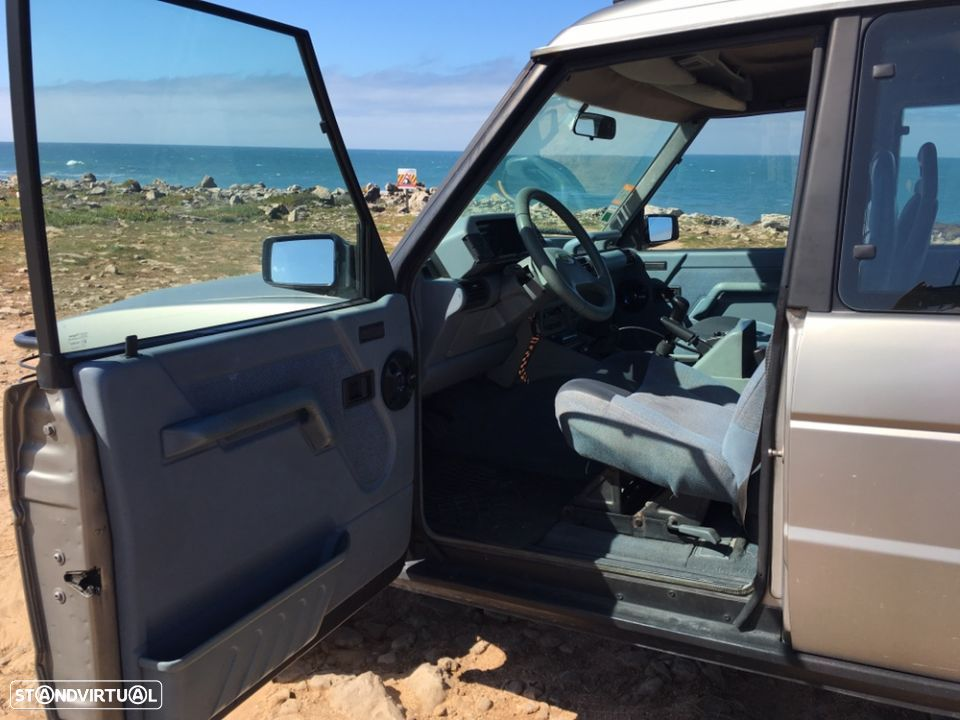 Land Rover Discovery 2.5 TDI - 10