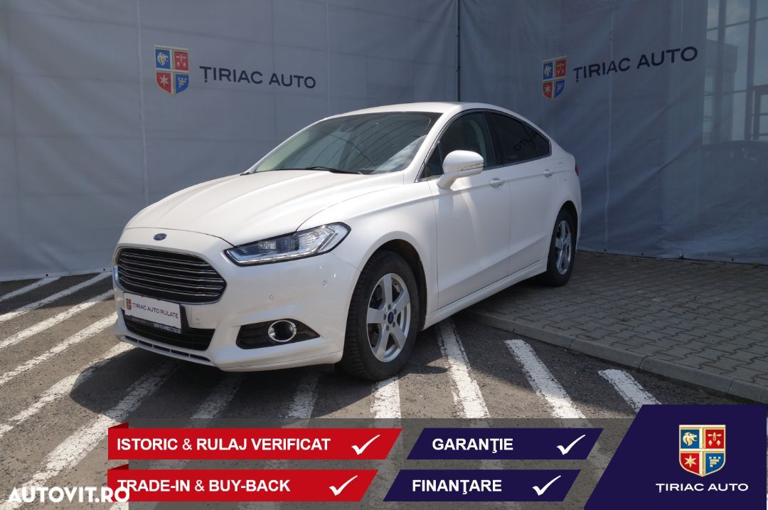 Ford Mondeo - 16