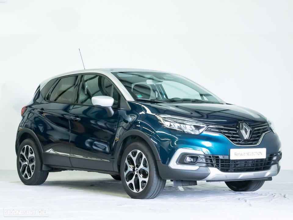 Renault Captur Exclusive DCI 90 - 16