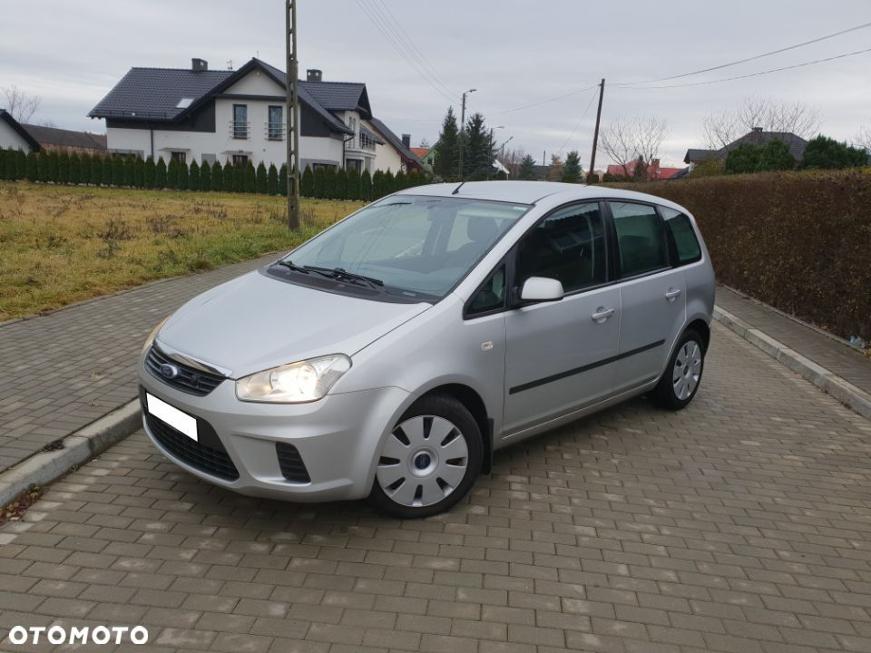 Ford Focus C-Max Lift 1.8 Benzyna 2009r. Parktronik - 1
