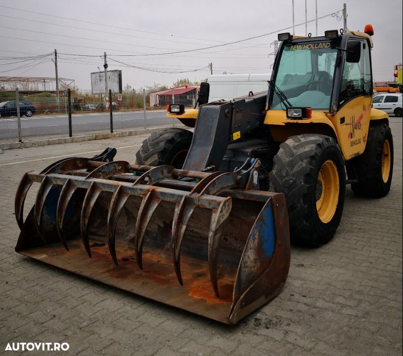 New Holland LM410 - 2