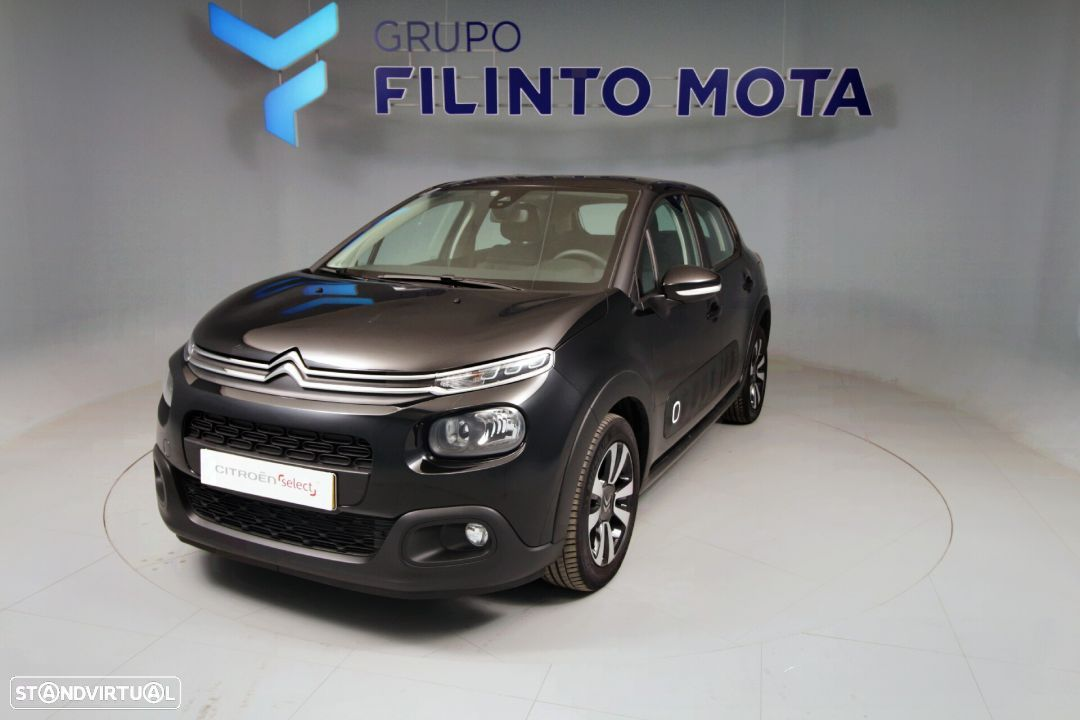 Citroën C3 1.6 BlueHDi Feel - 24