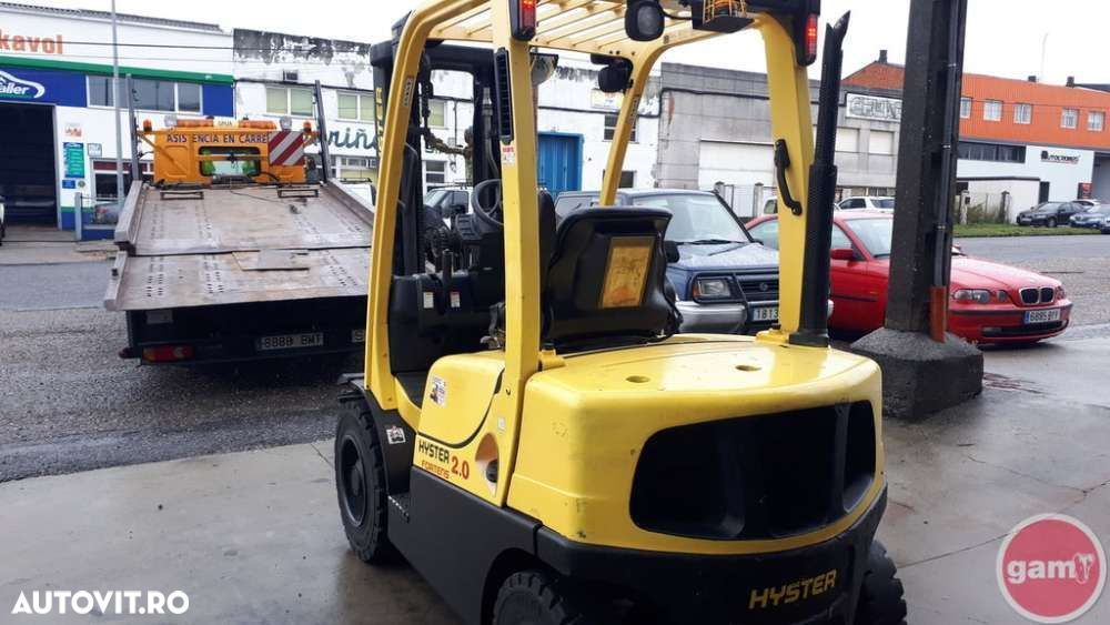 Hyster H2.0FT - 2