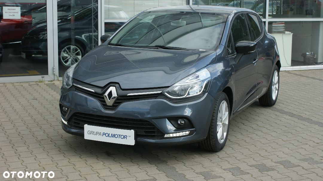 Renault Clio Limited Tce 90 Szary Tytanium - 1