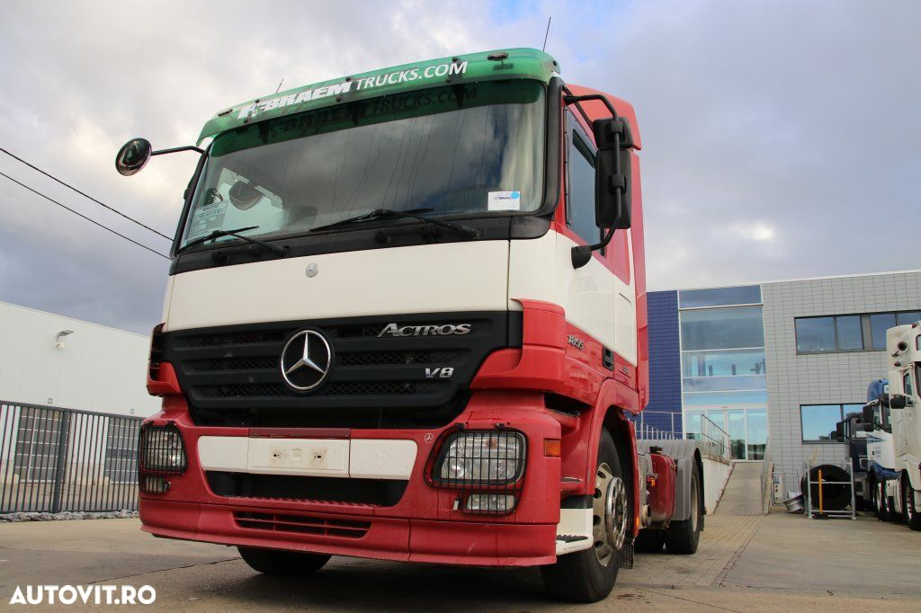 Mercedes-Benz ACTROS 1855 LS- MP2 +KIPHYDR. - 1
